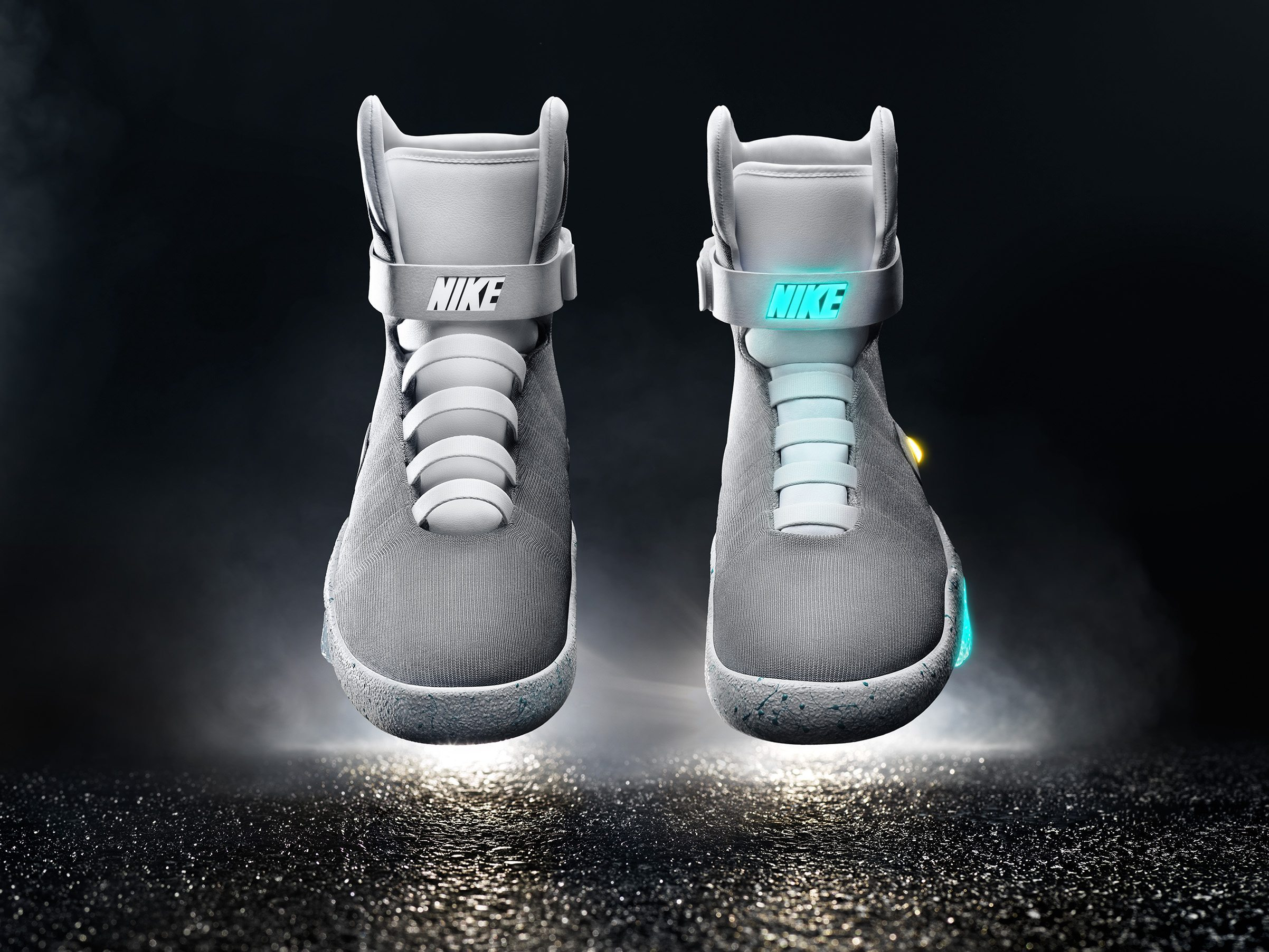 The 2015 Nike MAG 4