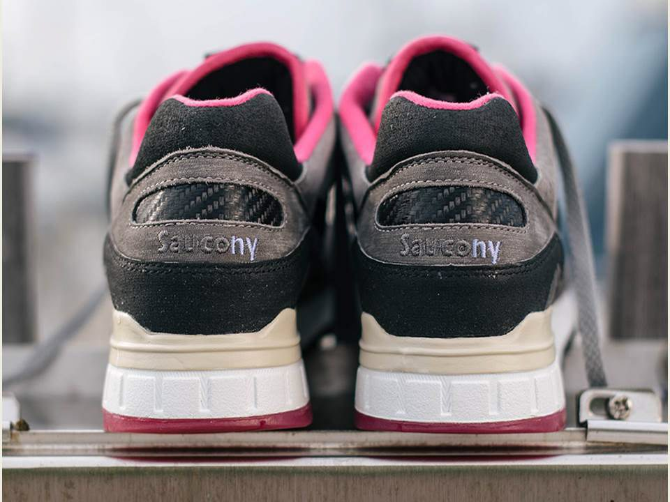 West NYC x Saucony Shadow 90 Saltwater Fisherman 1