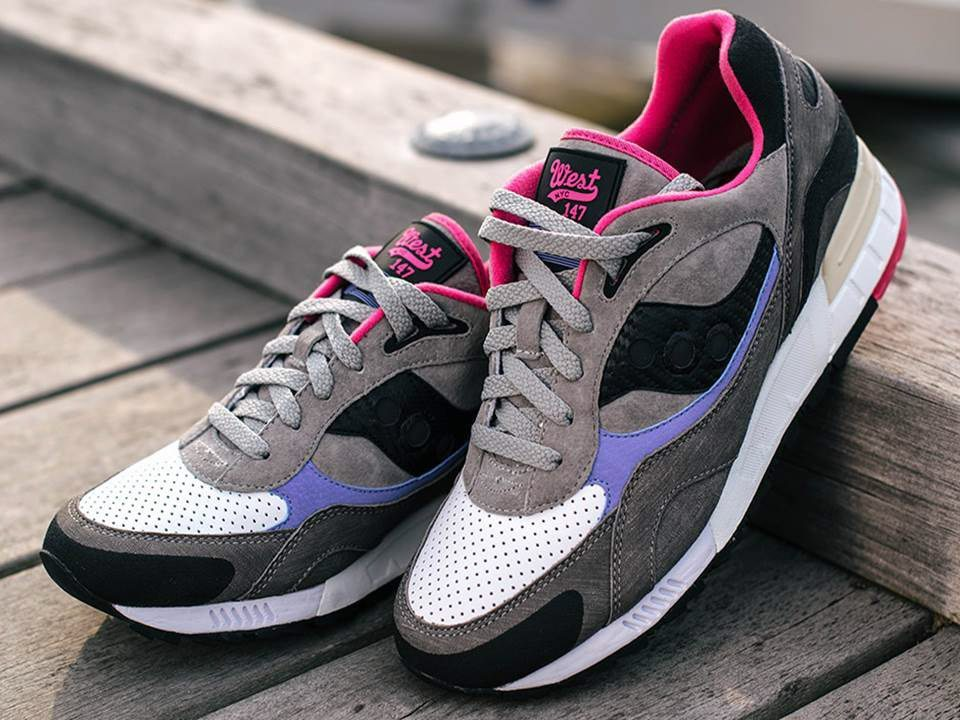 West NYC x Saucony Shadow 90 Saltwater Fisherman 2