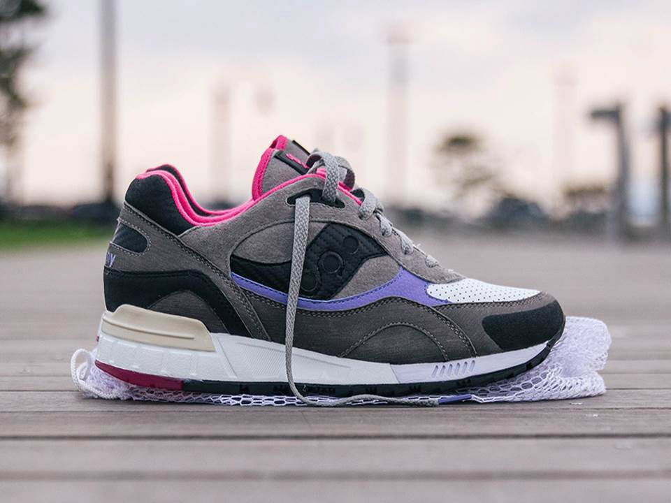 West NYC x Saucony Shadow 90 Saltwater Fisherman 3