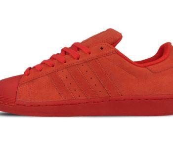 adidas Originals Superstar All Red 350x300