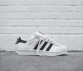 adidas Originals Superstar White Black 1 350x300