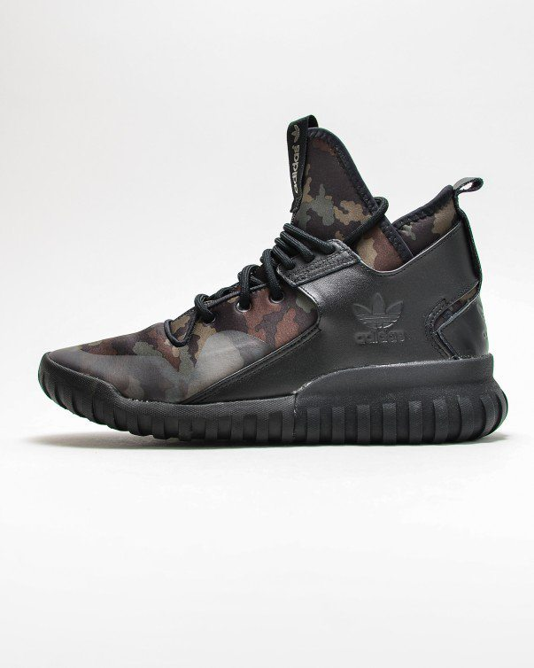 adidas Originals Tubular X Camo 1
