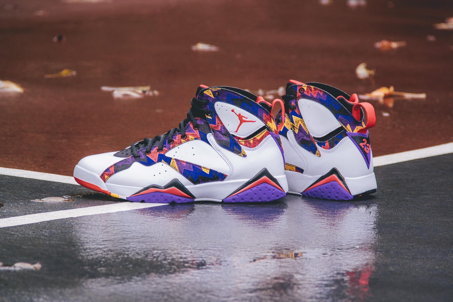 Air Jordan 7 Retro Bright Concord 1