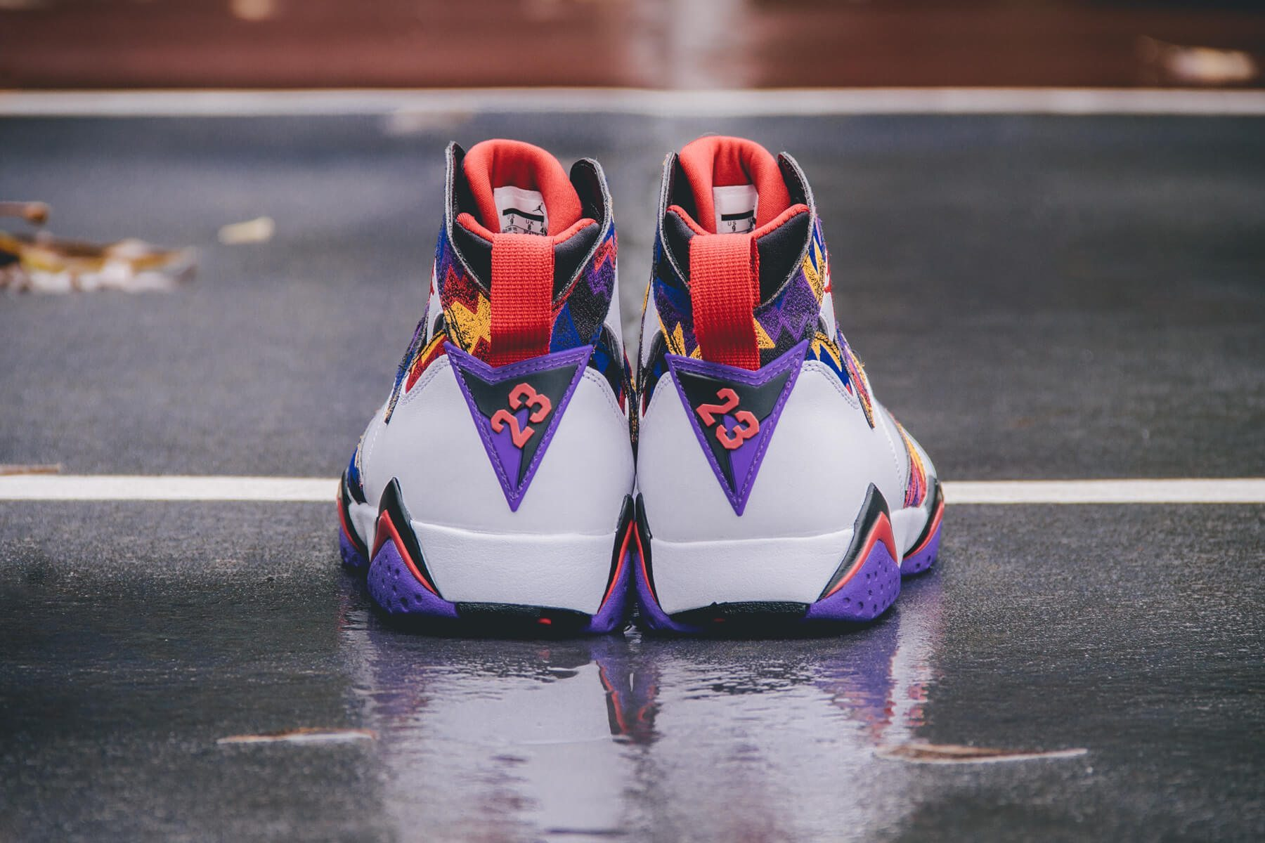 Air Jordan 7 Retro Bright Concord 2