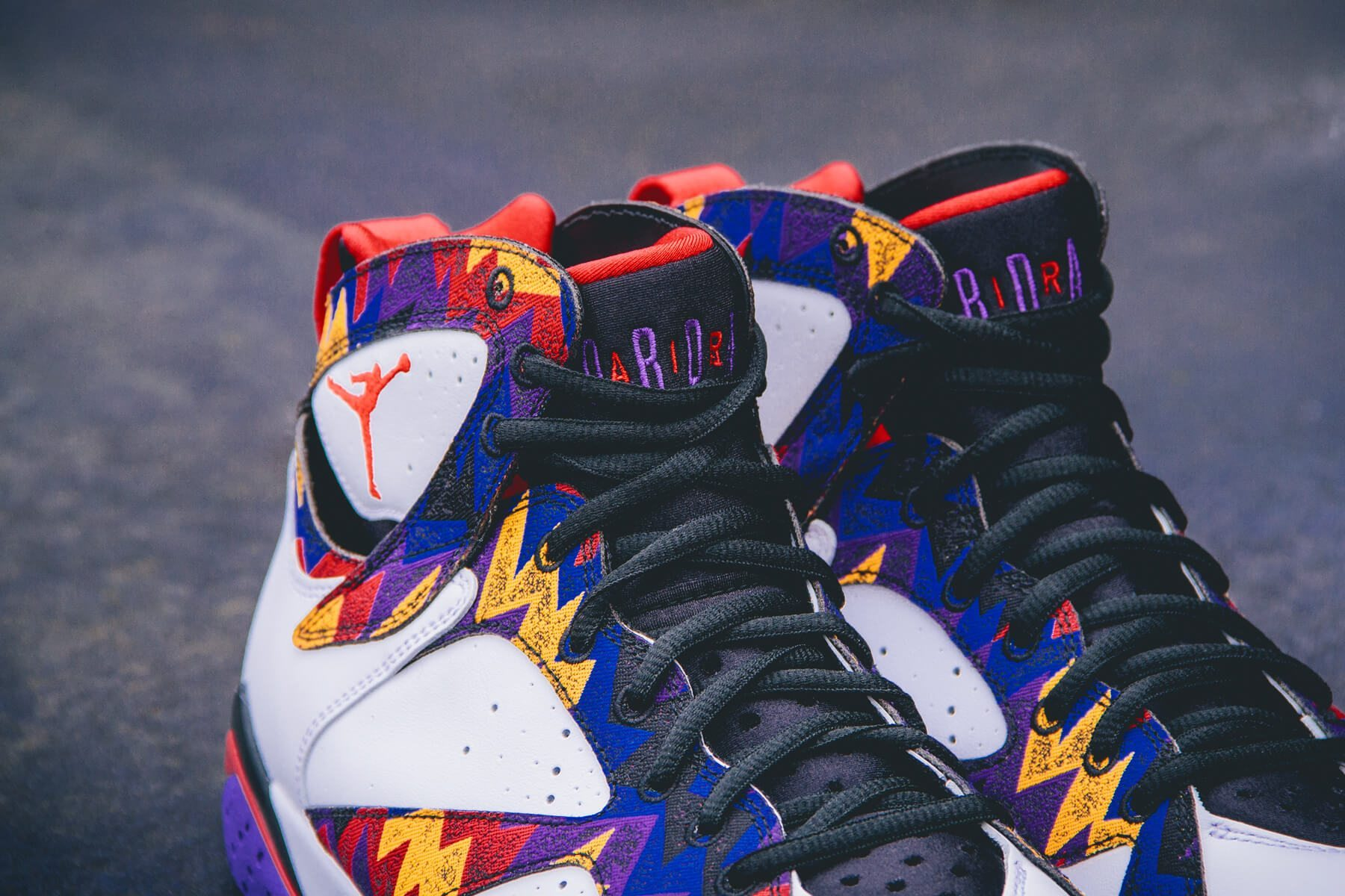 Air Jordan 7 Retro Bright Concord 5
