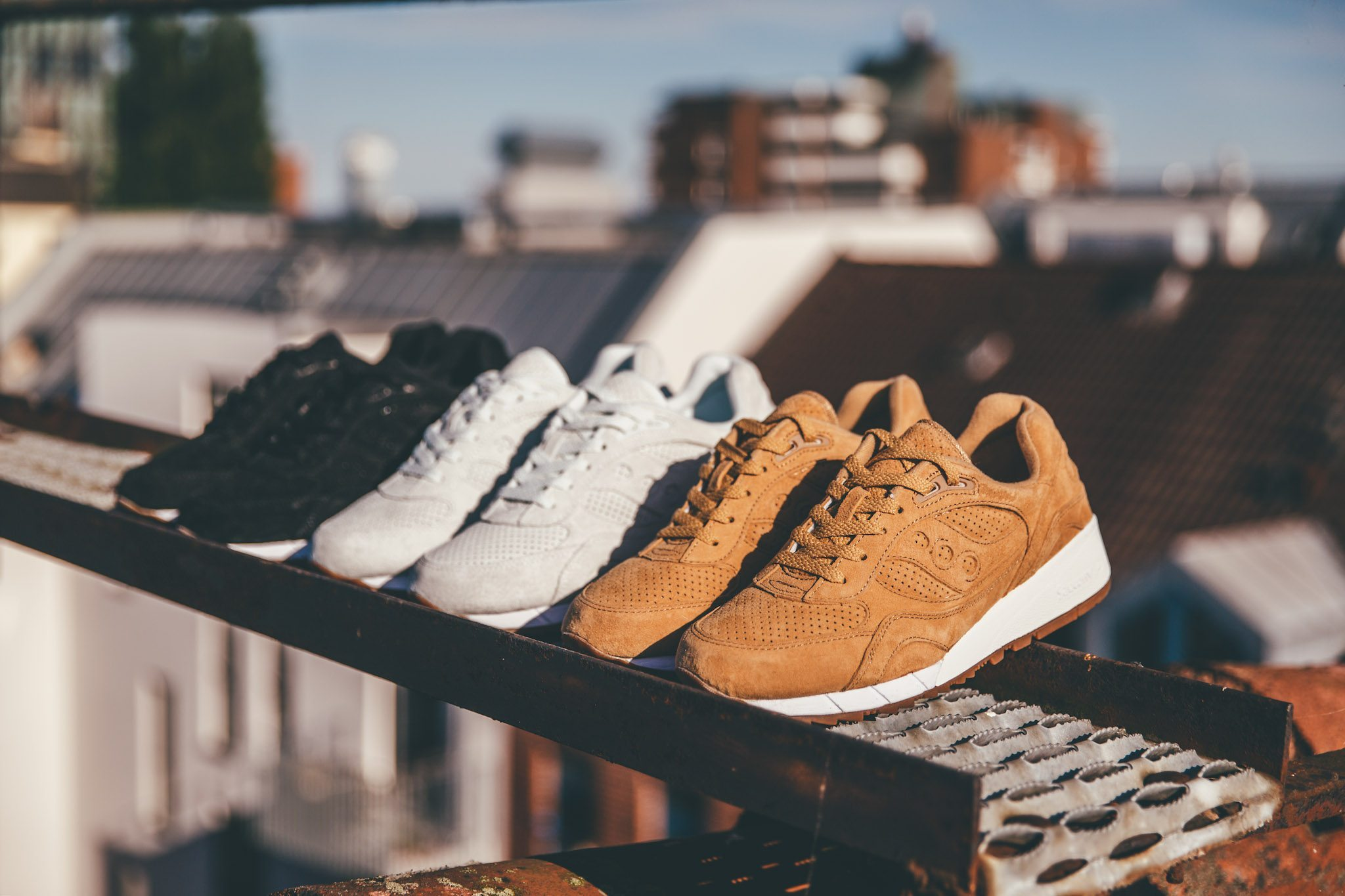 Saucony Irish Coffee Pack 1