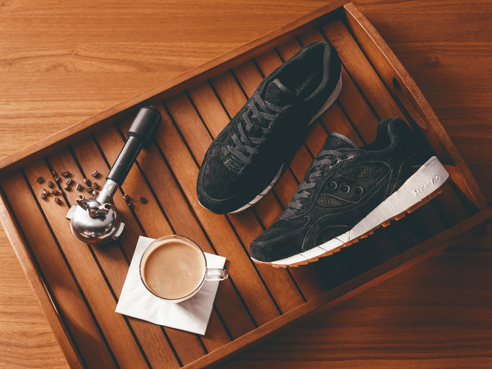 Saucony Irish Coffee Pack 10
