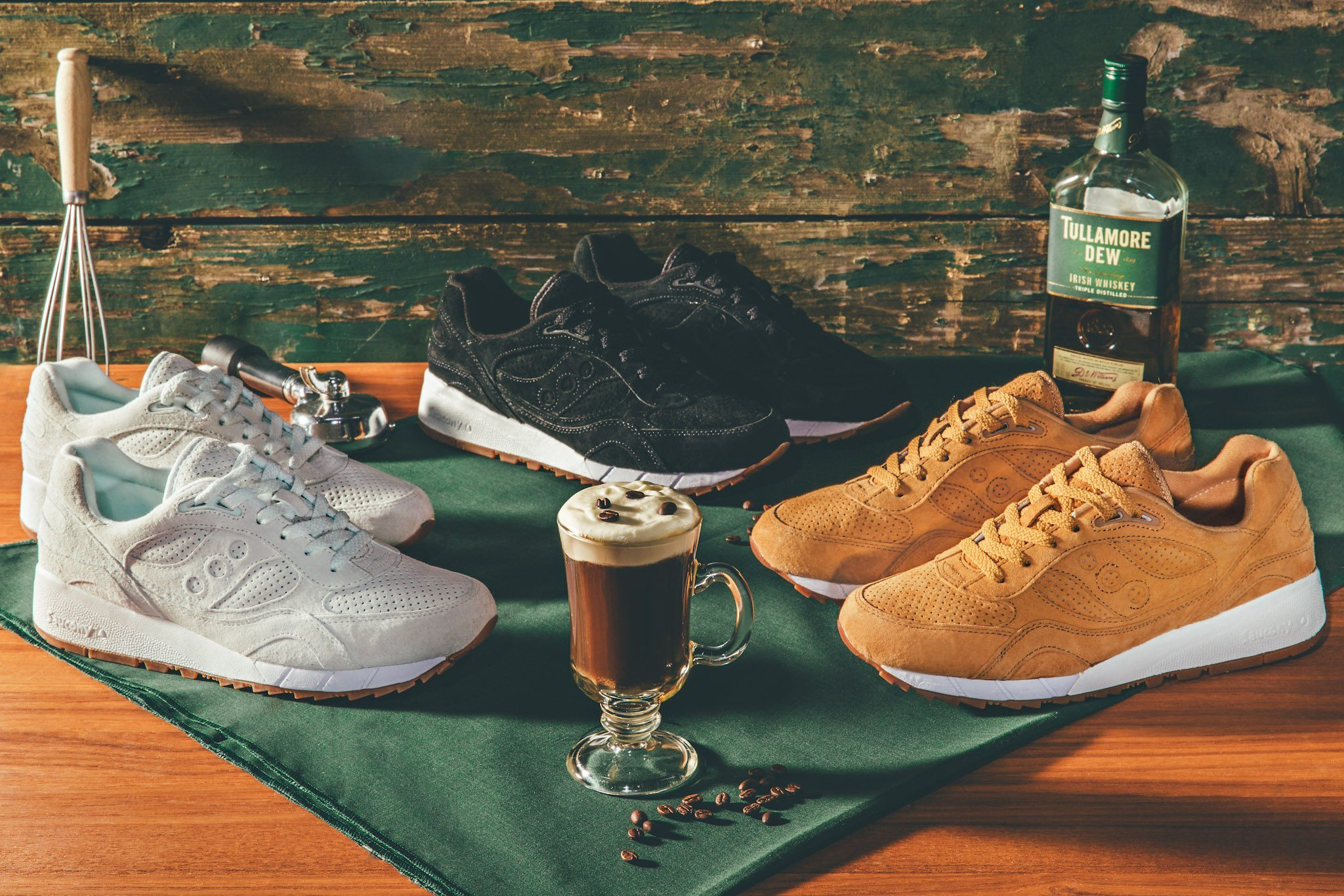 Saucony Irish Coffee Pack 3