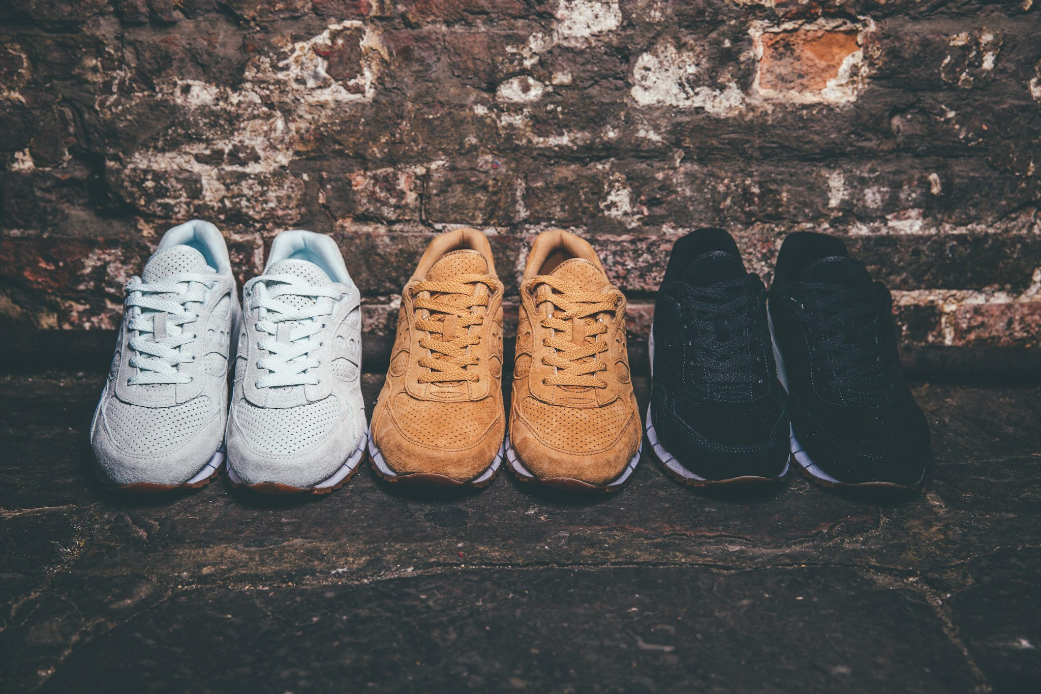 Saucony Irish Coffee Pack 4