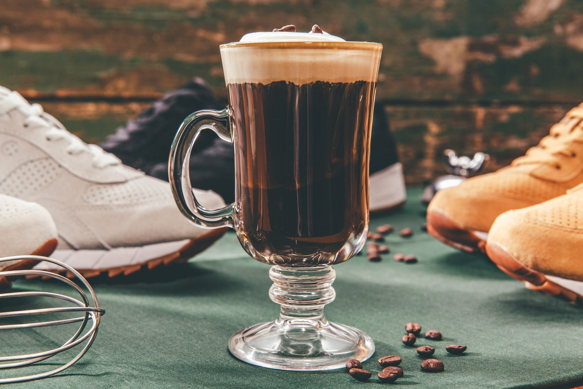 Saucony Irish Coffee Pack 5