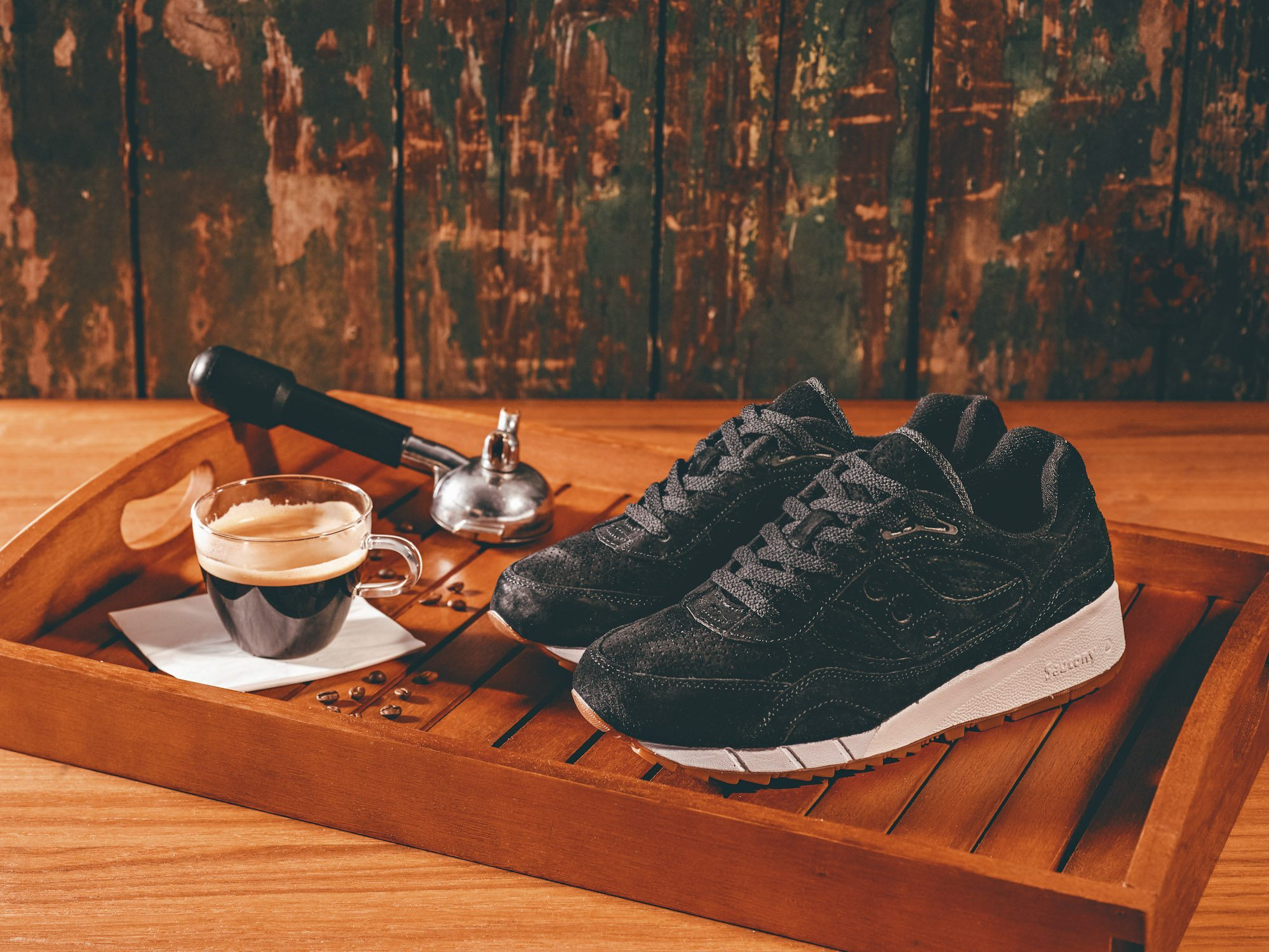 Saucony Irish Coffee Pack 6