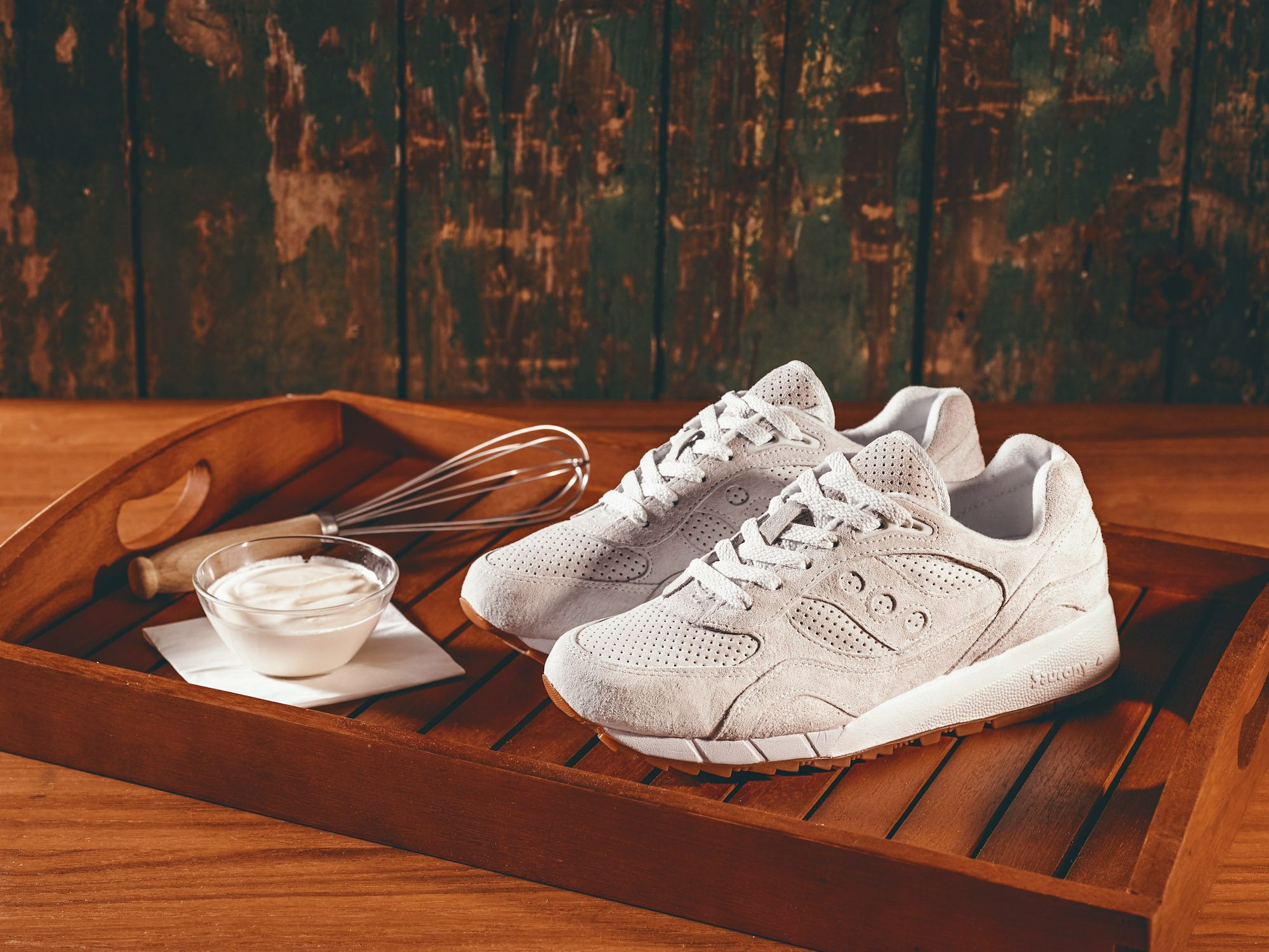 Saucony Irish Coffee Pack 7