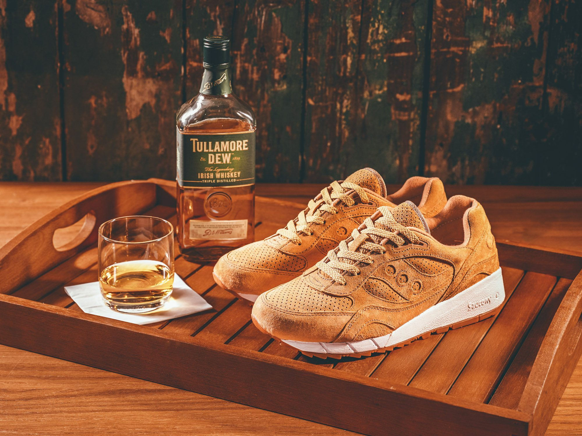 Saucony Irish Coffee Pack 8