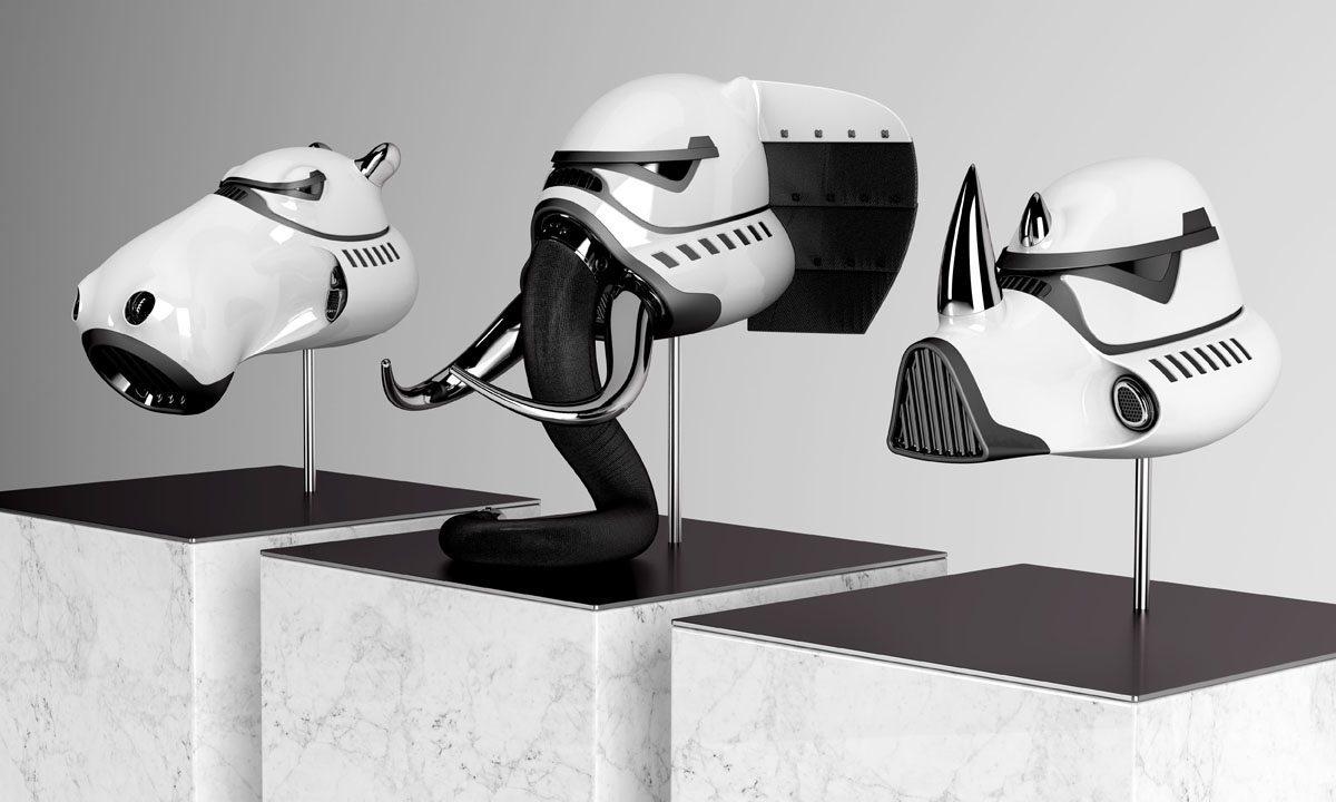 Stormtrooper Animals 1