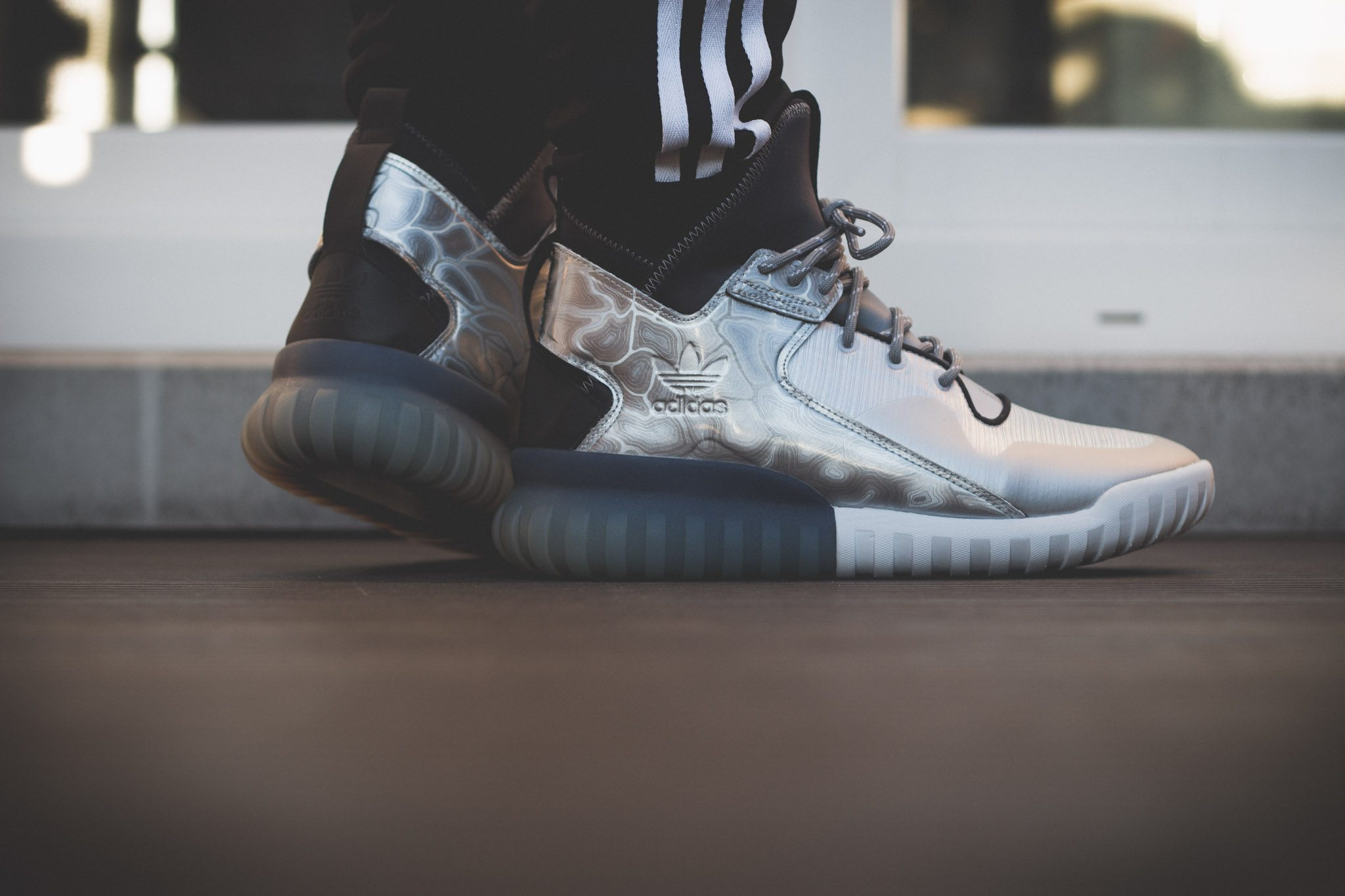 adidas Originals Tubular X Hype Silver 12