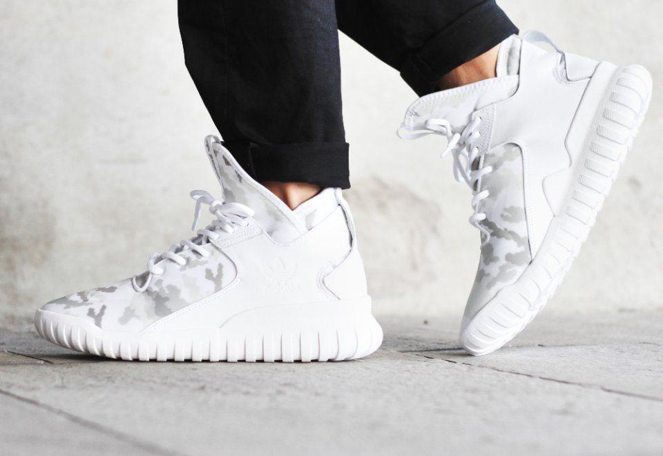 adidas Originals Tubular X White Camo 6