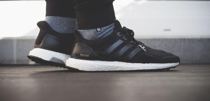 2131ba1216d6 ᐅ adidas Ultra Boost – Black   White Review