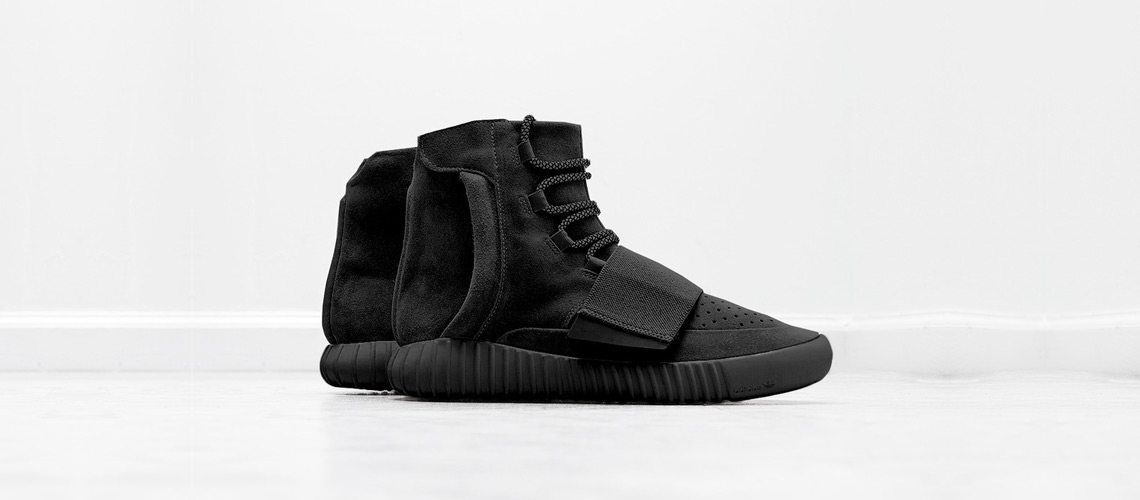 adidas yeezy boost 750 black 1