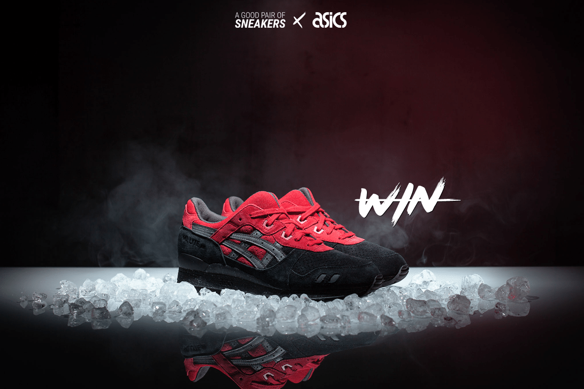 asics tiger x agpos gel lyte 3 bad santa