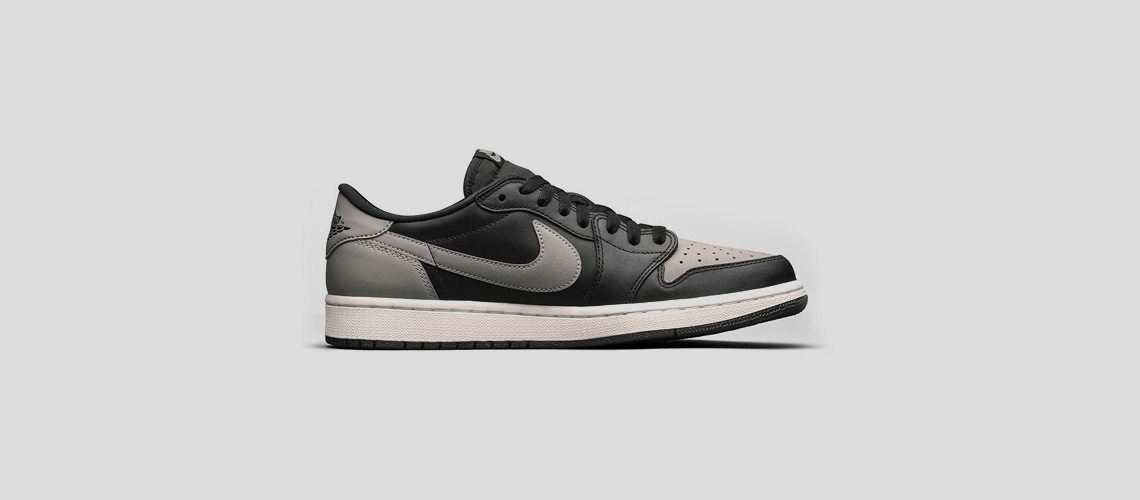 Air Jordan 1 Retro Low OG Medium Grey
