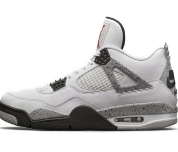 Air Jordan 4 Retro White Cement 1 350x300