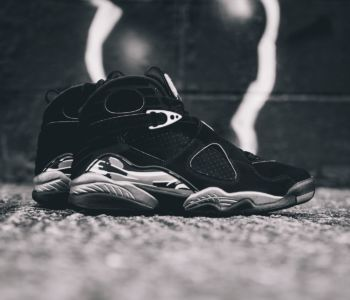 Air Jordan 8 Retro Chrome 1 350x300