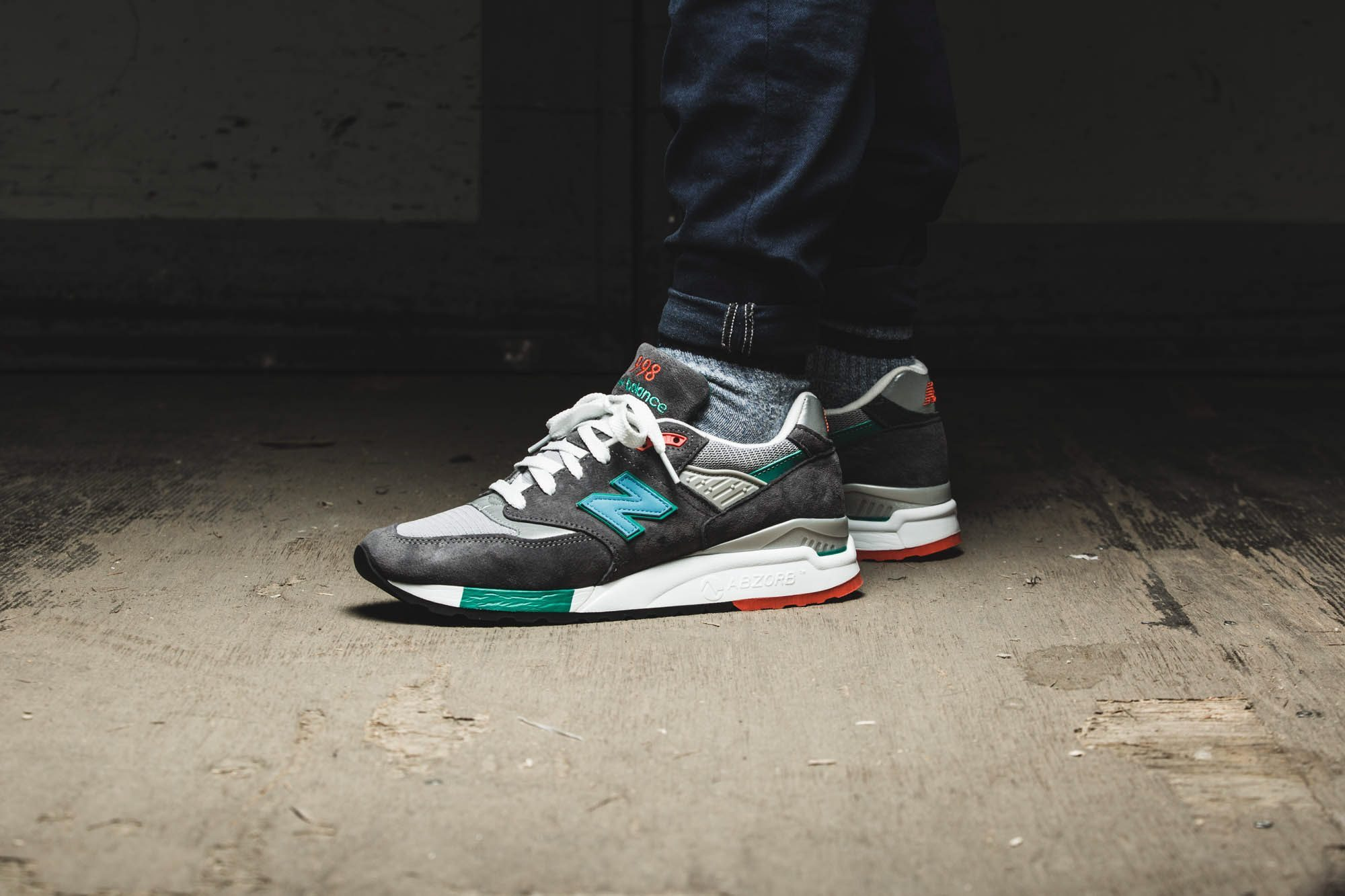 New Balance M998 Rockabilly Pack 1