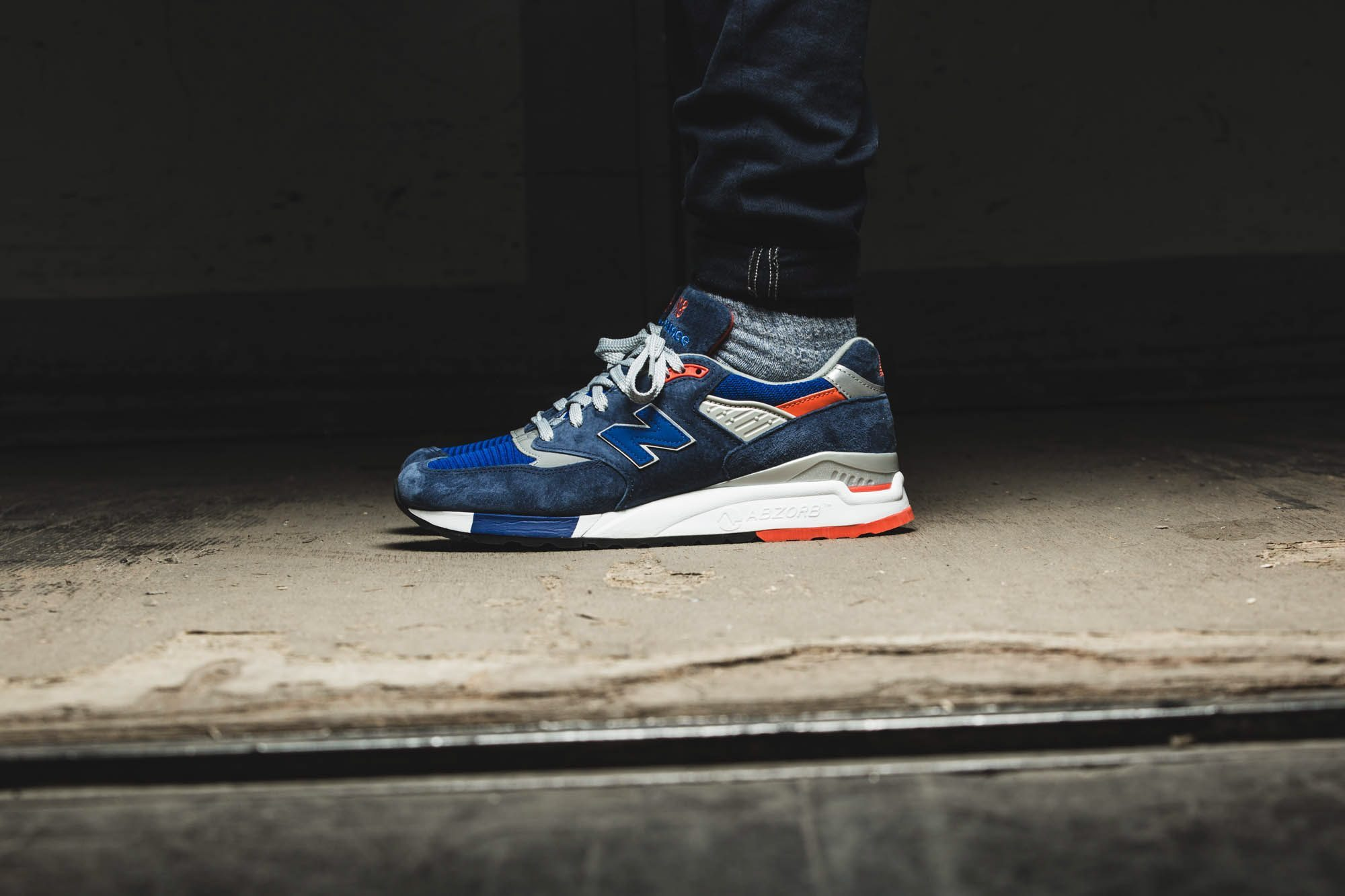 New Balance M998 Rockabilly Pack 11