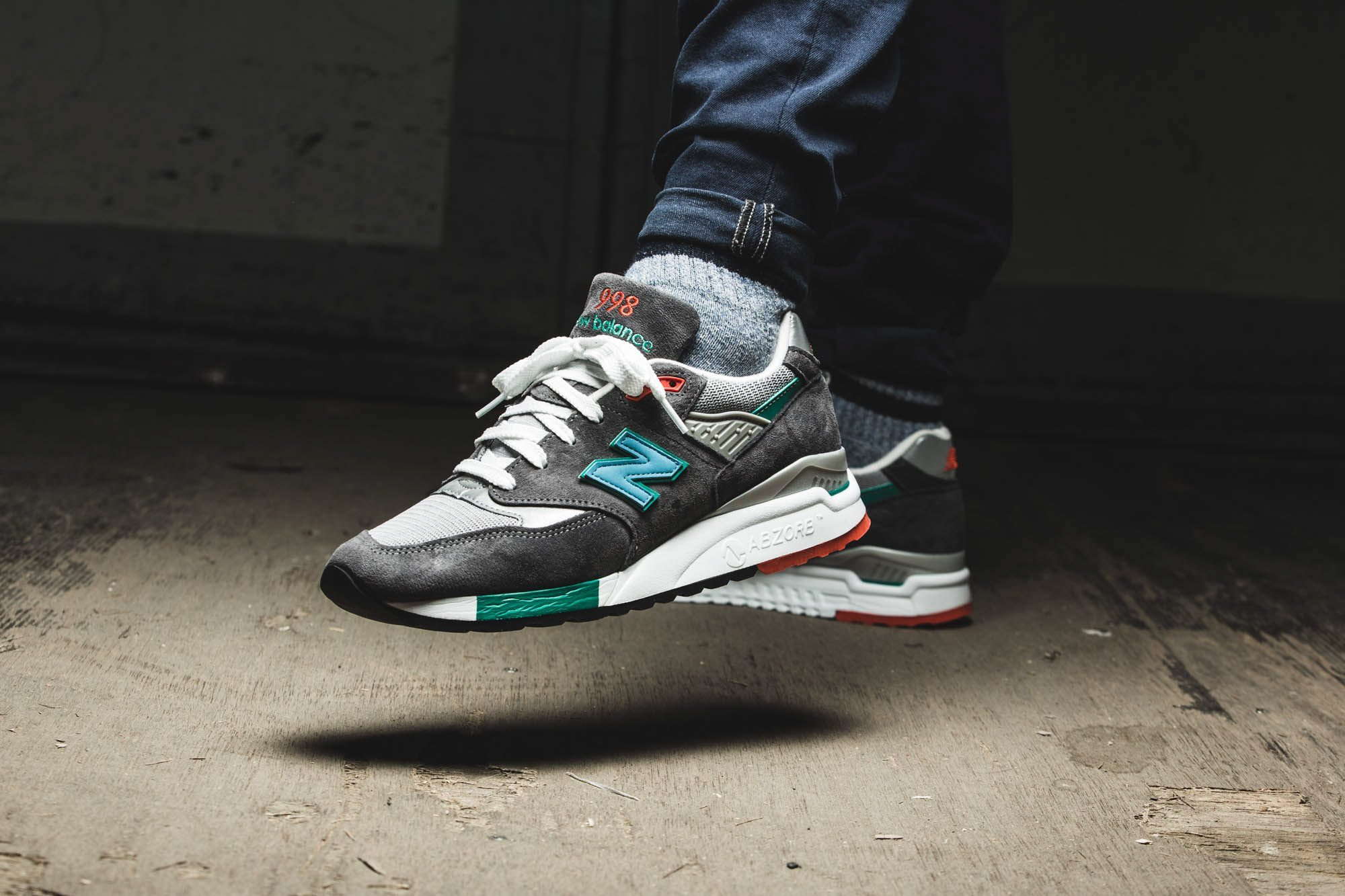 New Balance M998 Rockabilly Pack 2