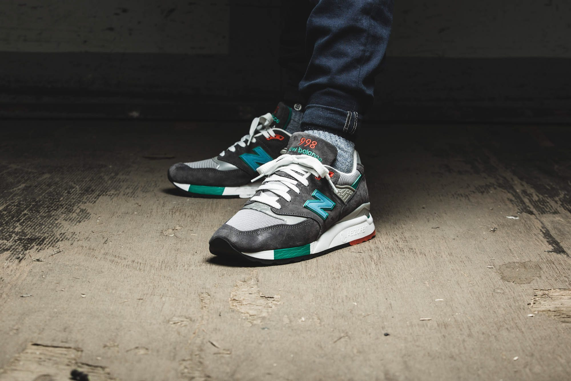 New Balance M998 Rockabilly Pack 3