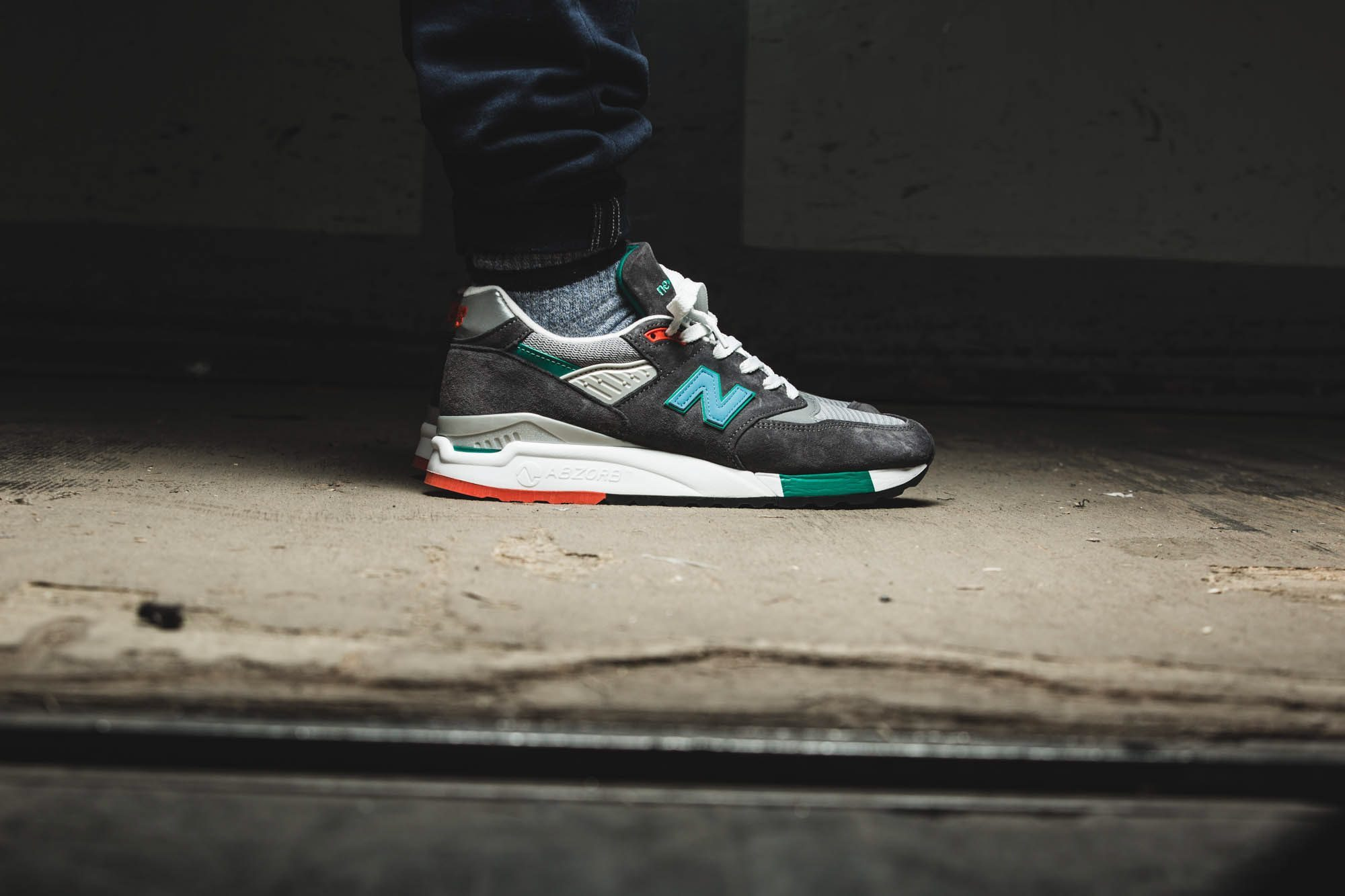 New Balance M998 Rockabilly Pack 6