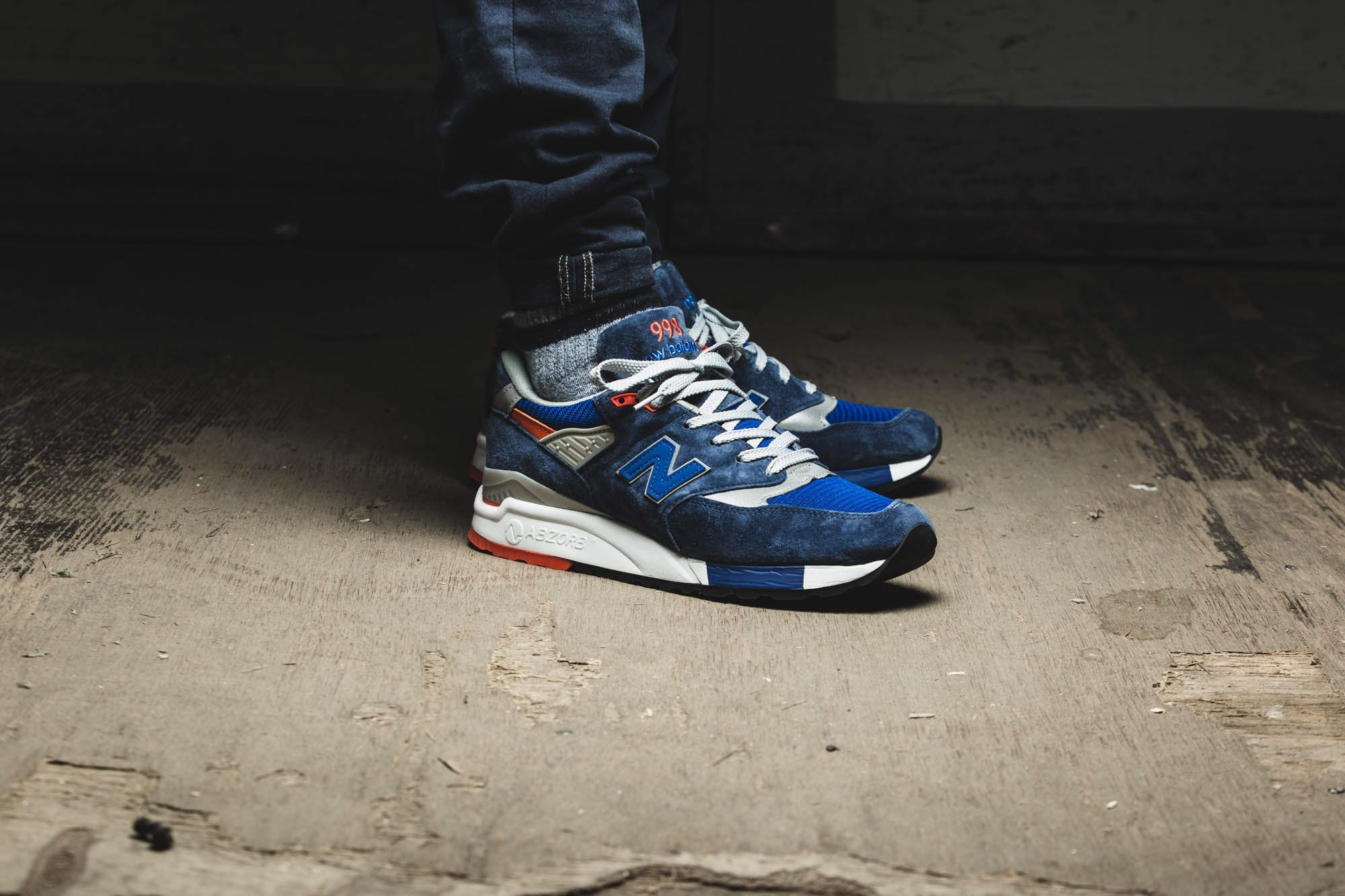 New Balance M998 Rockabilly Pack 7