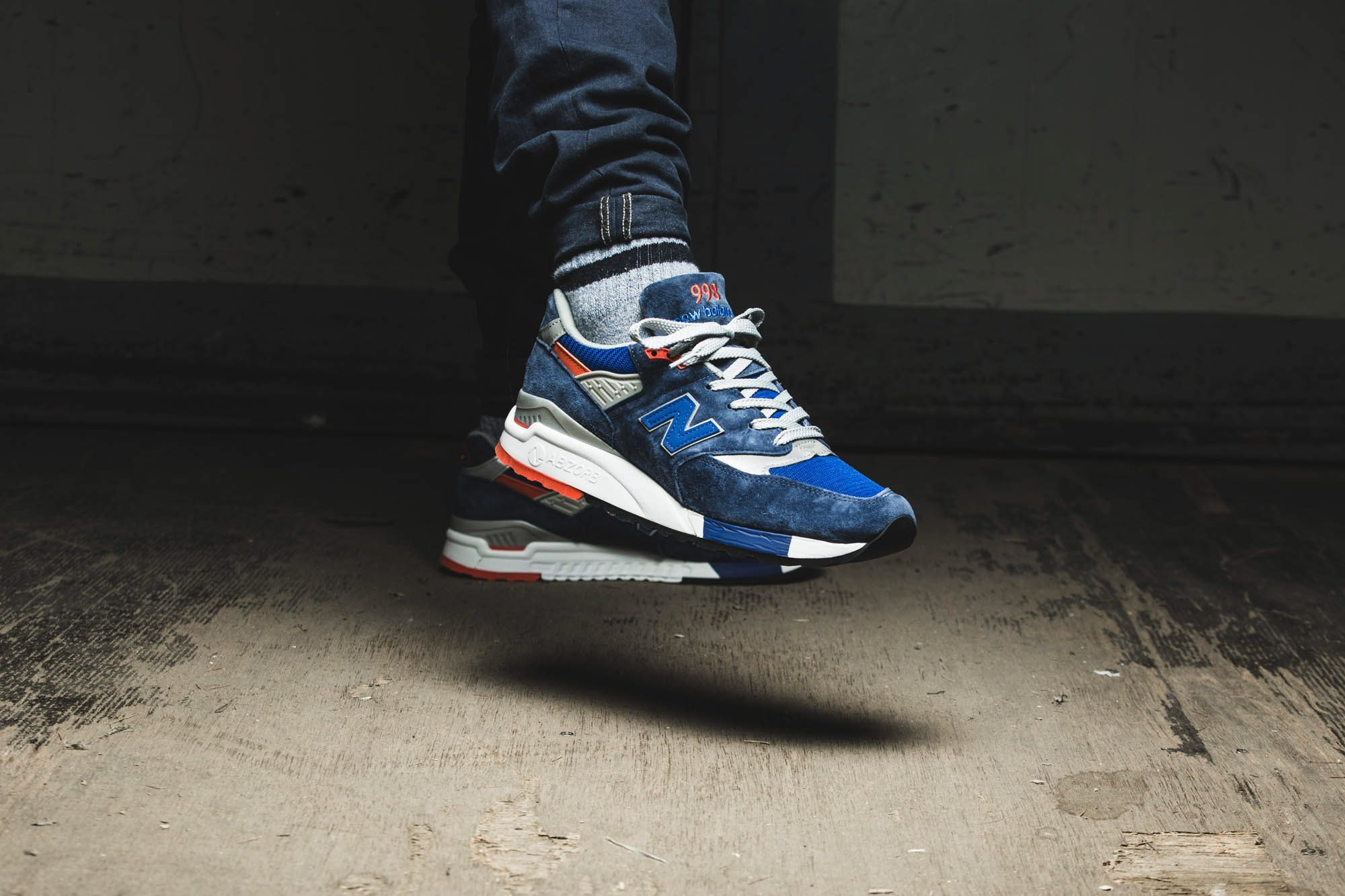 New Balance M998 Rockabilly Pack 8