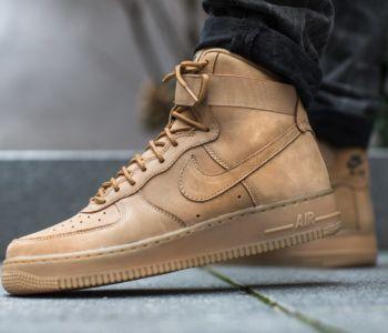 Nike Air Force 1 High Flax 1 350x300