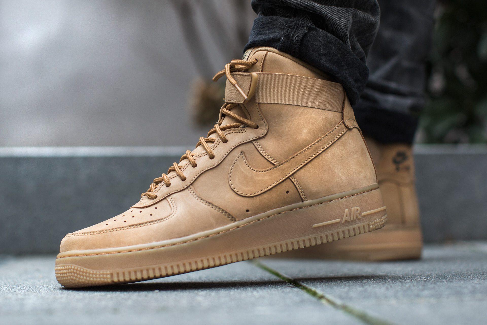 Nike Air Force 1 High Flax 1