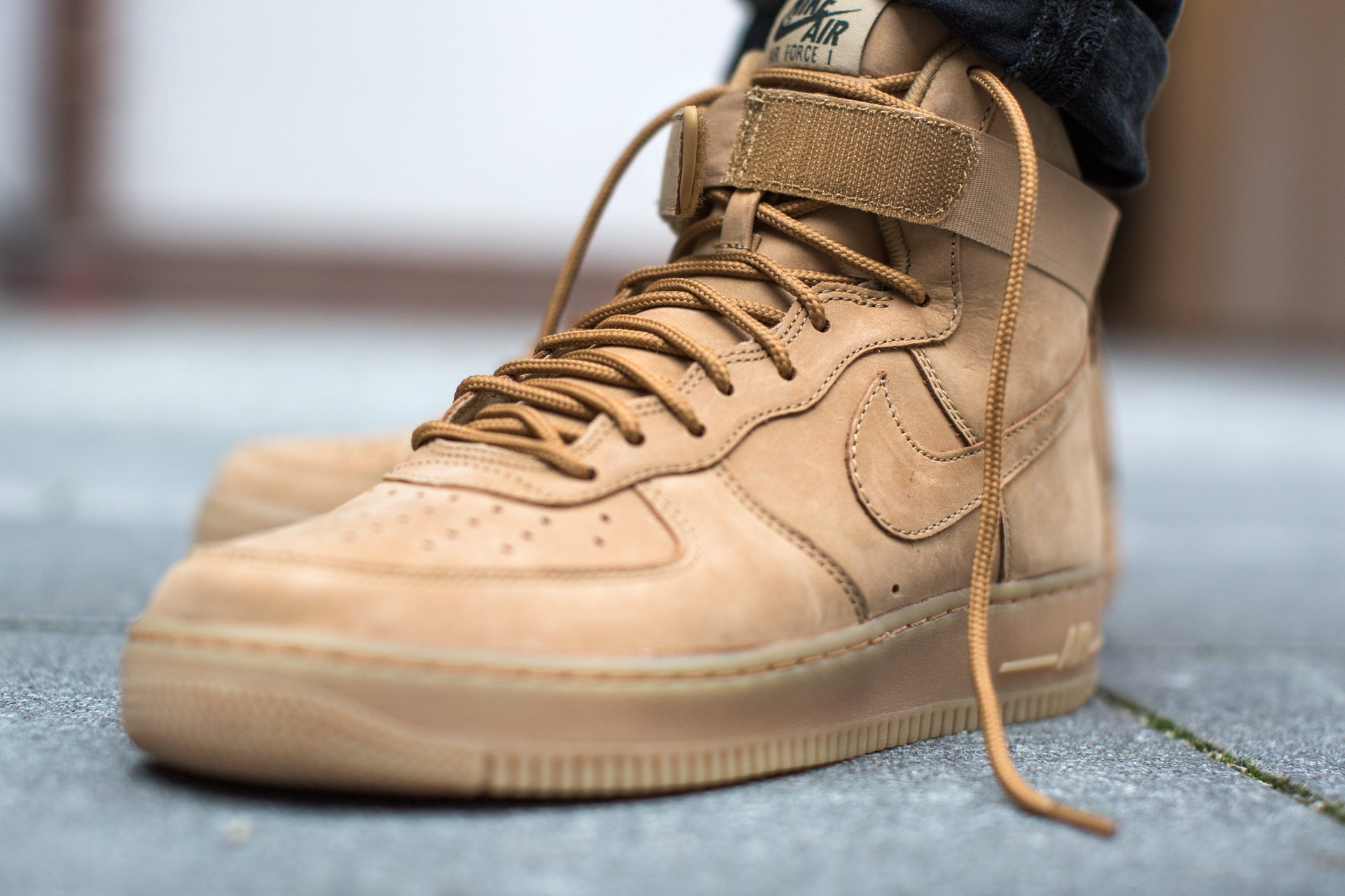 Nike Air Force 1 High Flax 2