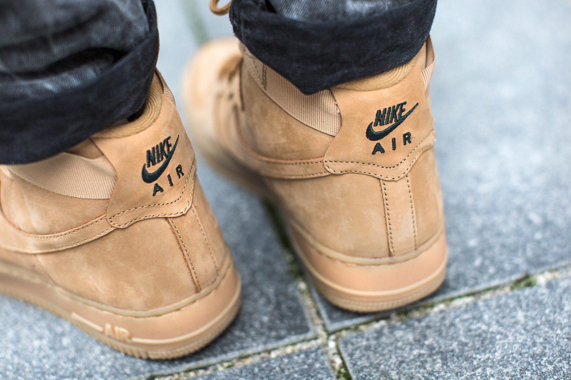 Nike Air Force 1 High Flax 3