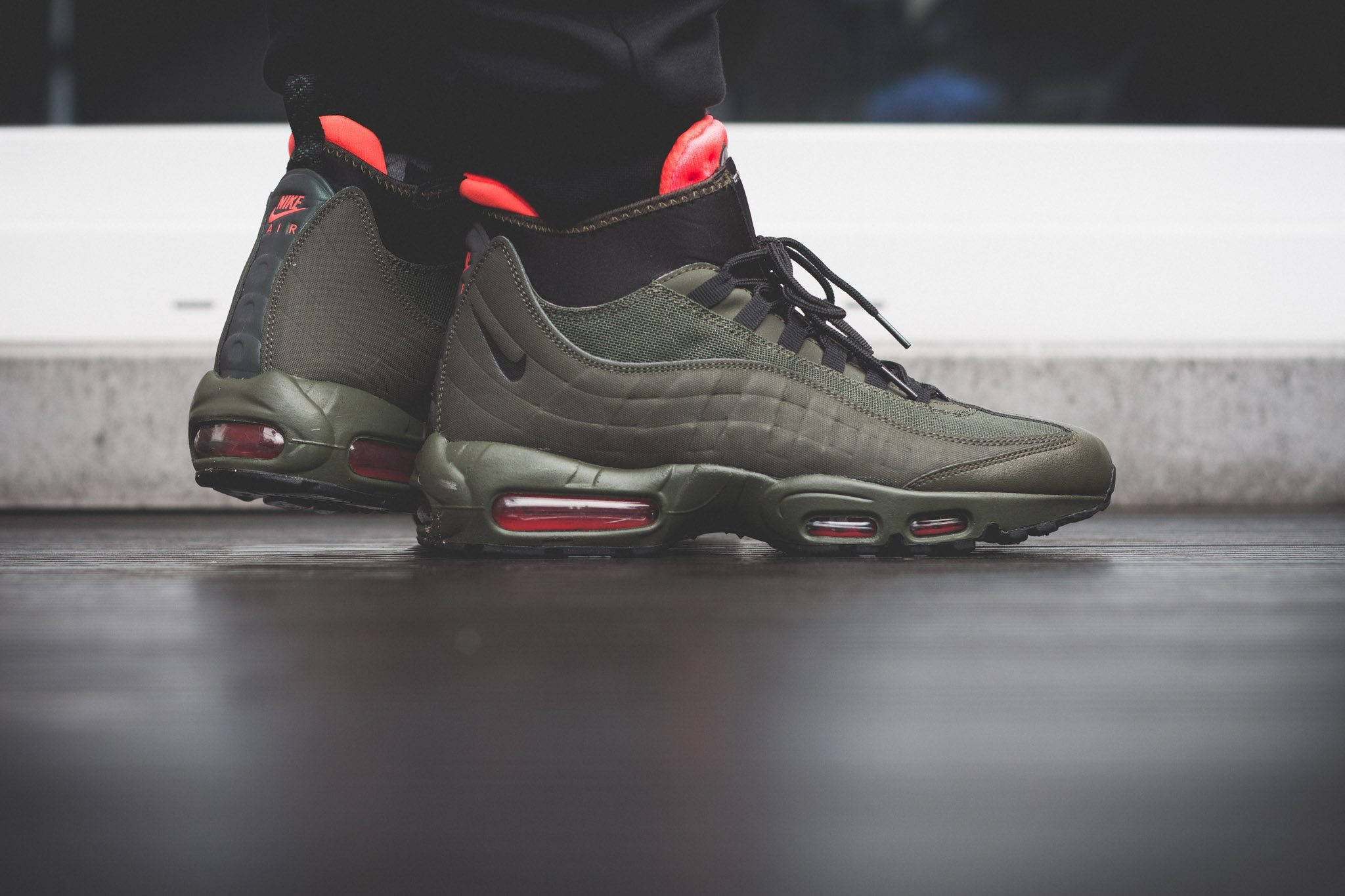 Nike Air Max 95 SneakerBoot 10