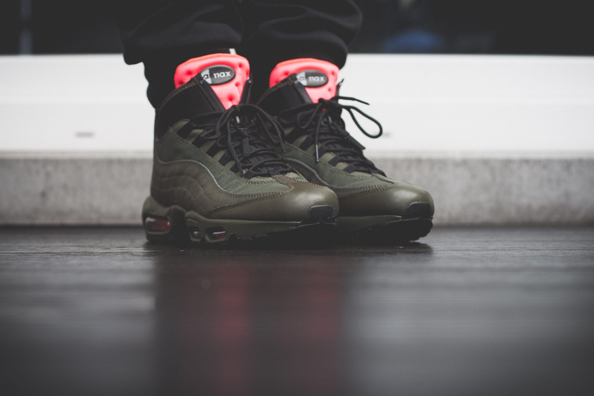 ᐅ Nike Air Max 95 SneakerBoot Review   #SNKR◁