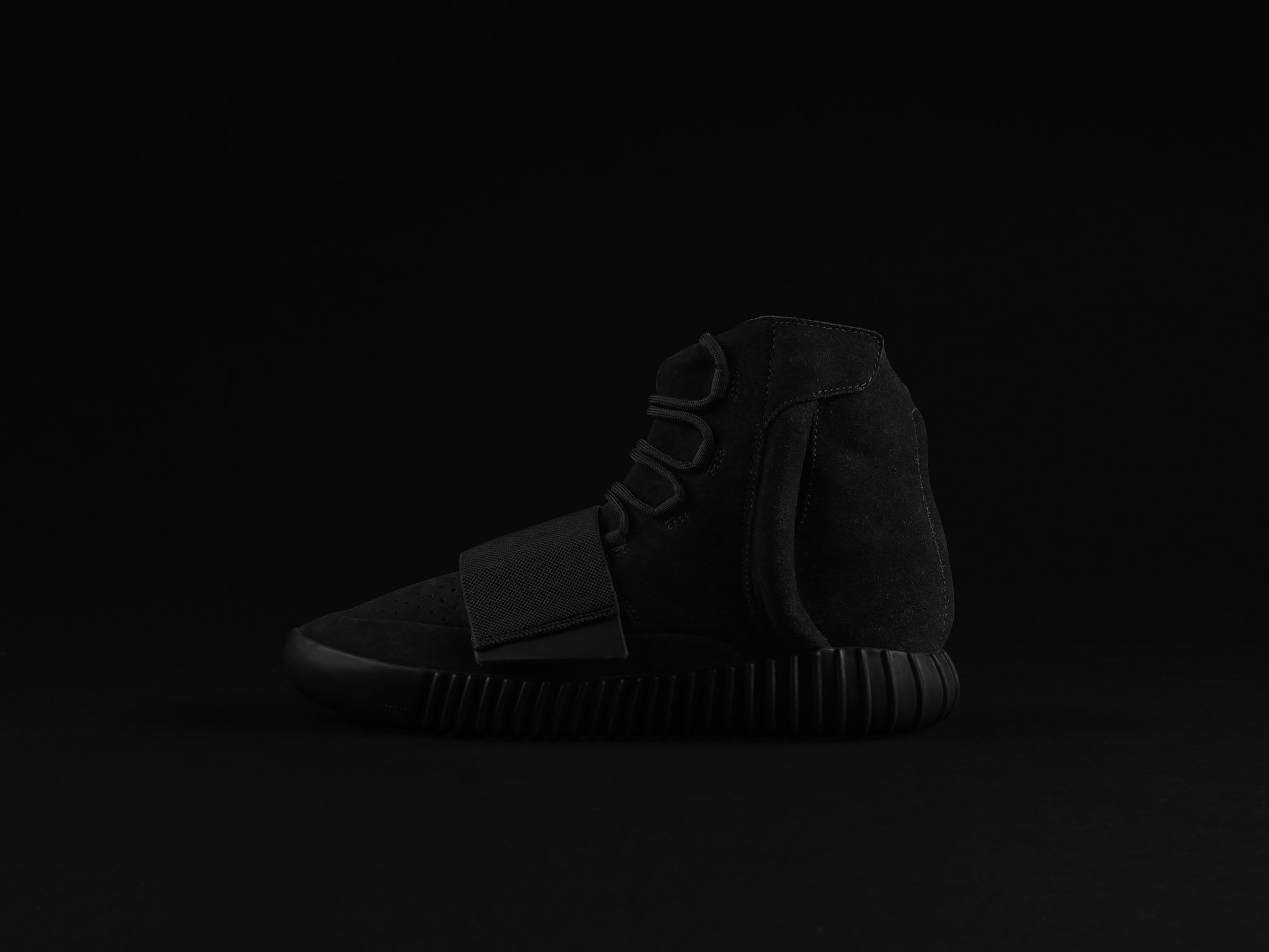 Yeezy Boost 350 All Black 2