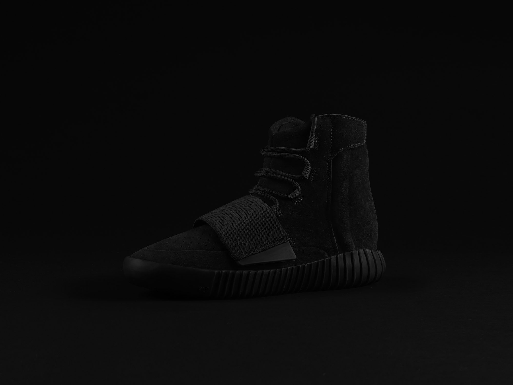 Yeezy Boost 350 All Black 3