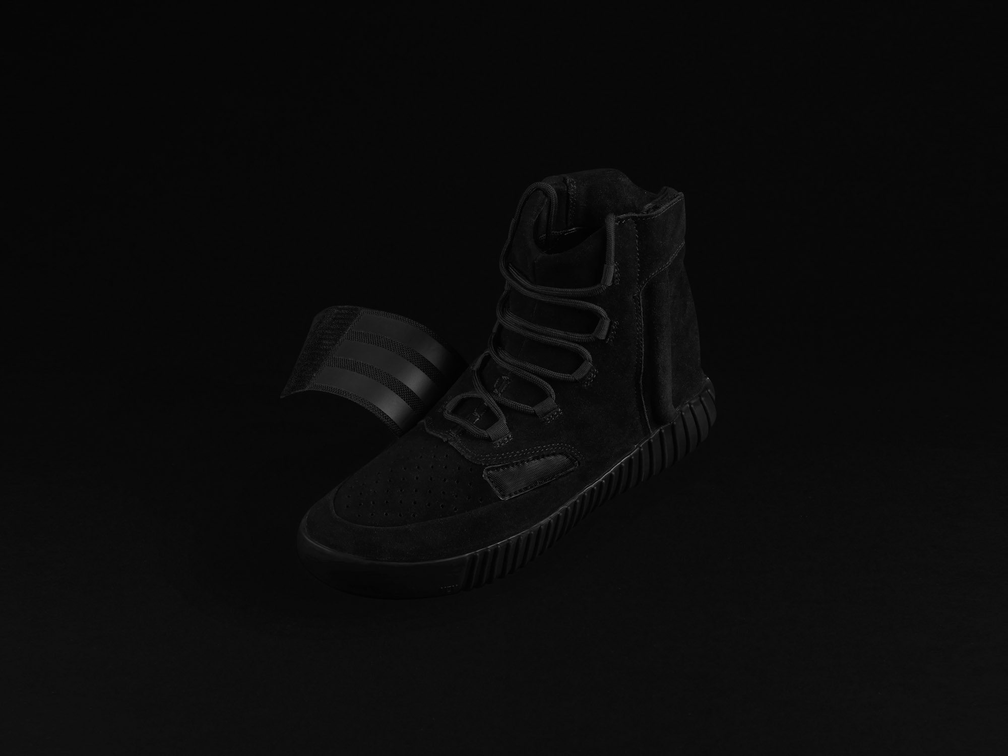 Yeezy Boost 350 All Black 7