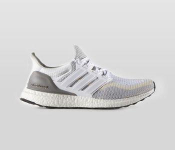 adidas Ultra Boost White Grey 1 350x300