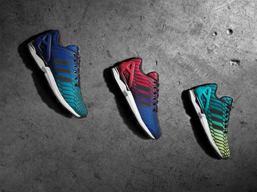 adidas ZX Flux Xeno Negative Pack 1
