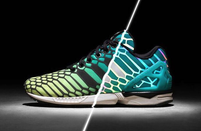 adidas ZX Flux Xeno Negative Pack 4
