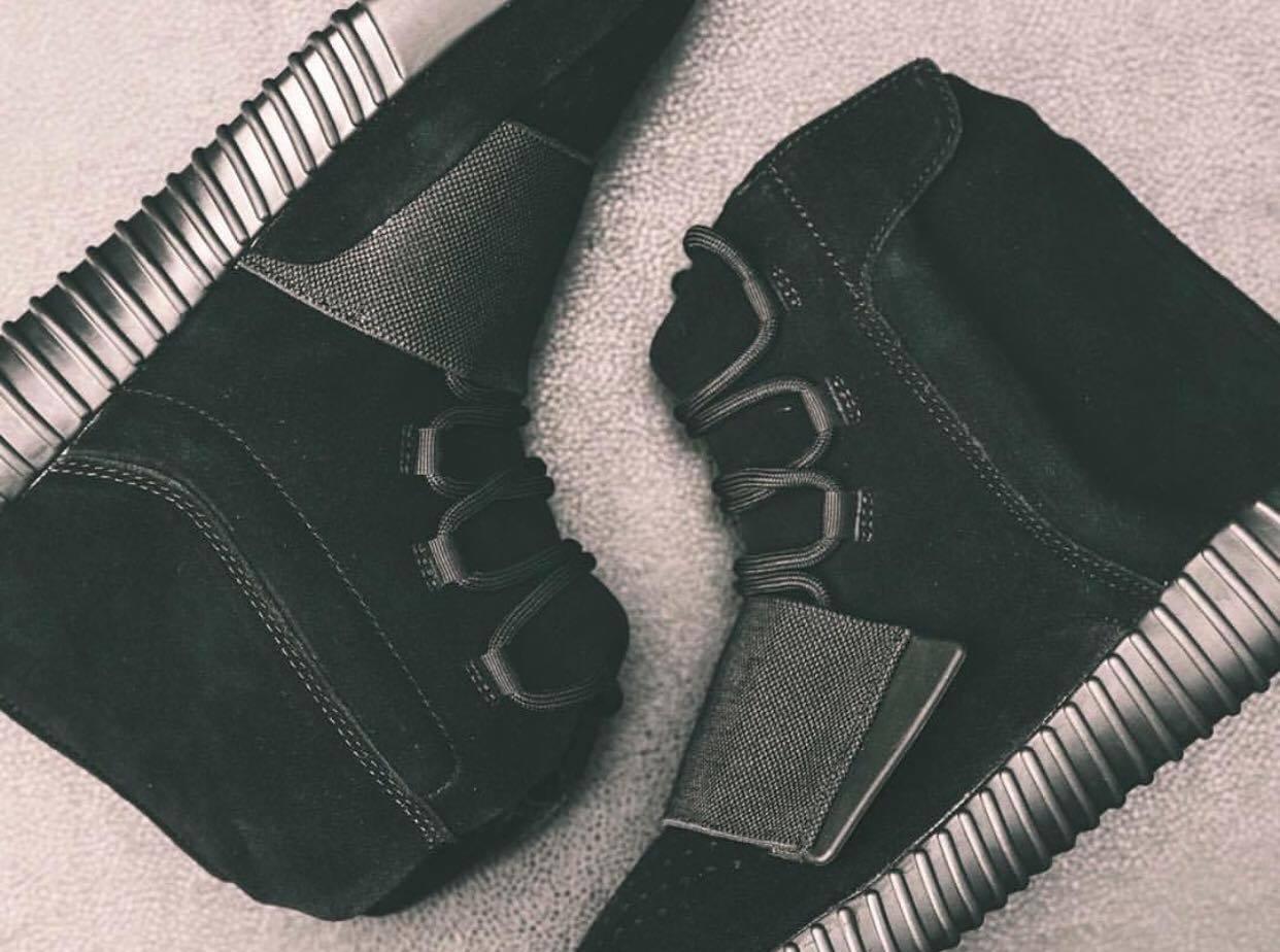 adidas yeezy boost 750 black 3