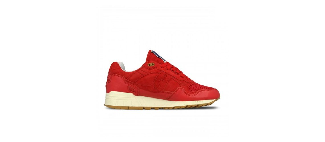 Bodega x Saucony Elite Shadow 5000 Red