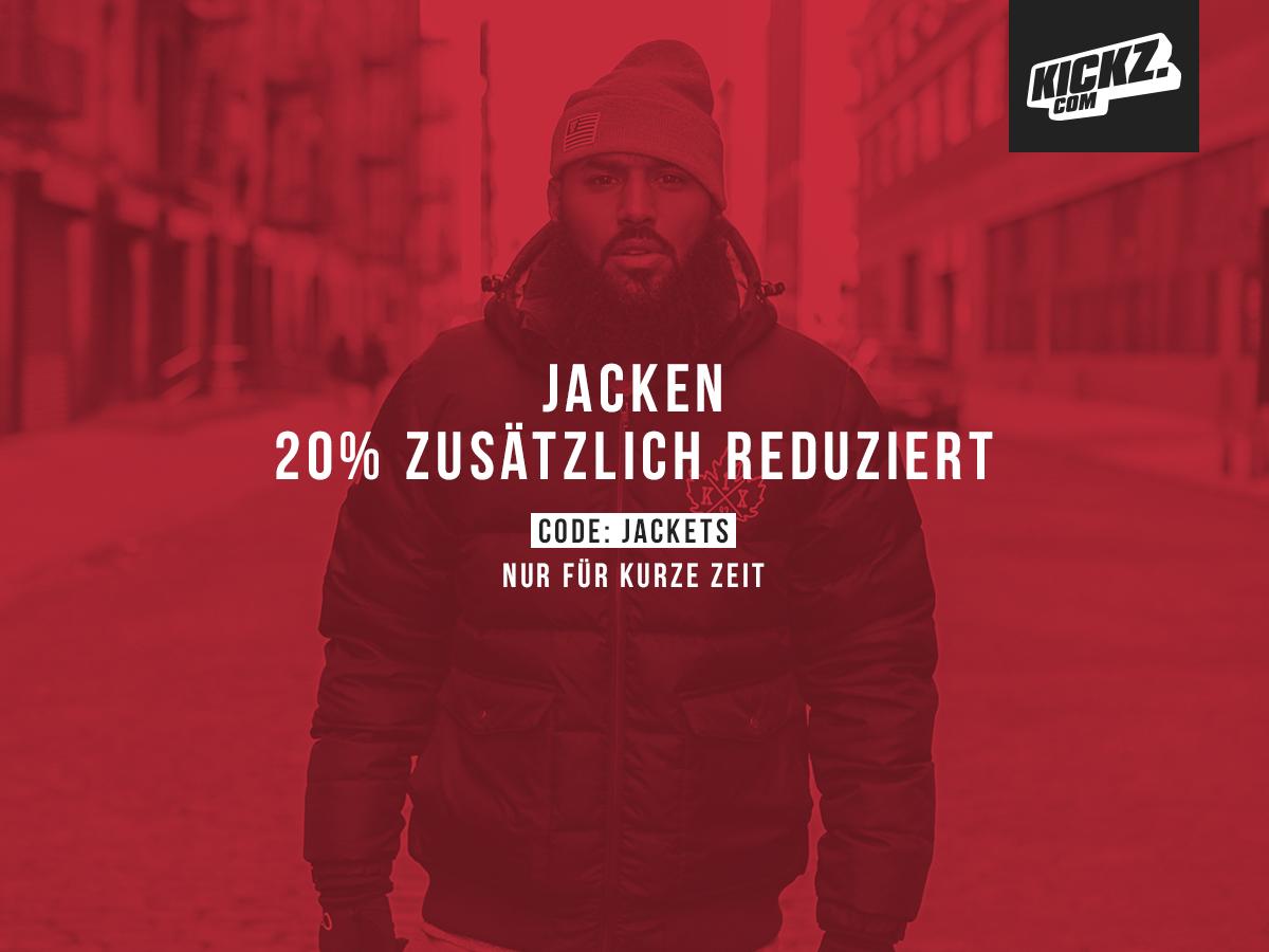 KICKZ Jacket Sale