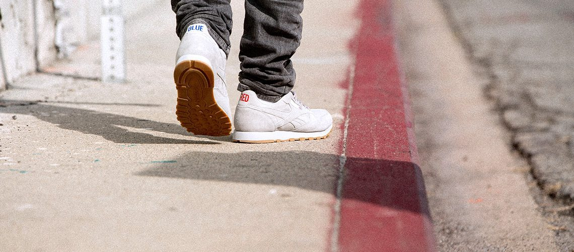 Kendrick Lamar x Reebok Classic Leather